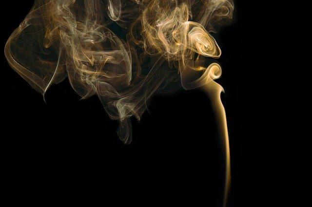 humo, inicio de un posible incendio