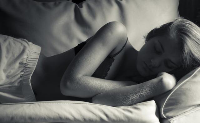 La importancia de dormir seguro
